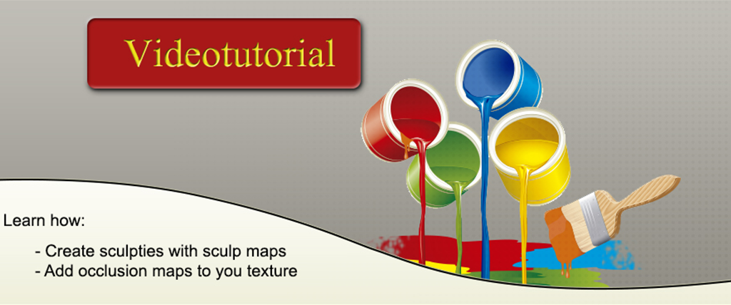 Shadow Maps & Texturing Sculpties