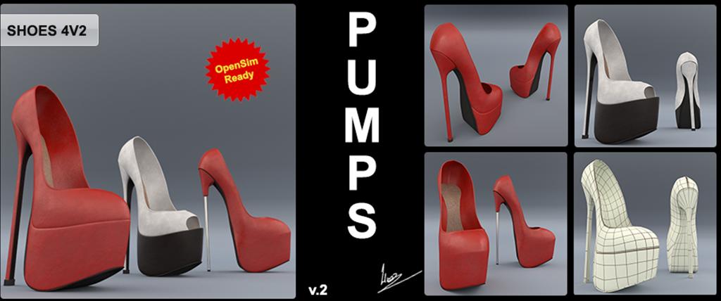 Shoes 4-V2